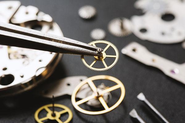 Uhrenwerkzeug Logo